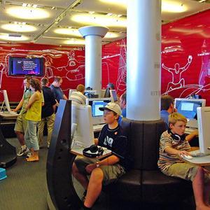 Интернет-кафе Дедовска
