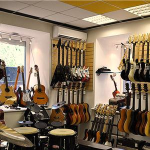 Музыкальные магазины Дедовска