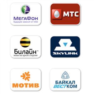 Операторы сотовой связи Дедовска