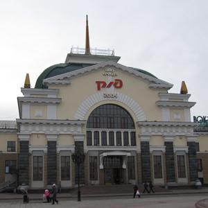 Железнодорожные вокзалы Дедовска